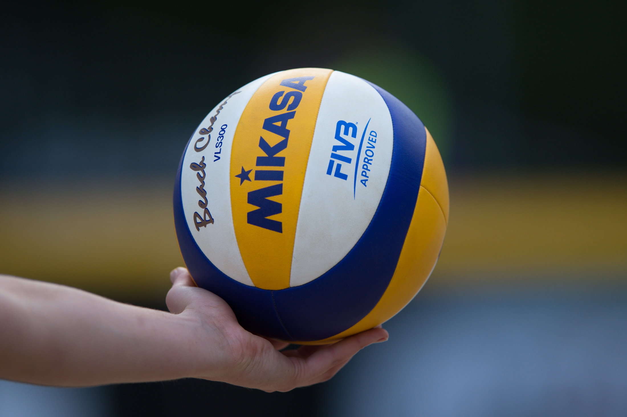 FIVB Beach Volleyball World Championships 3
